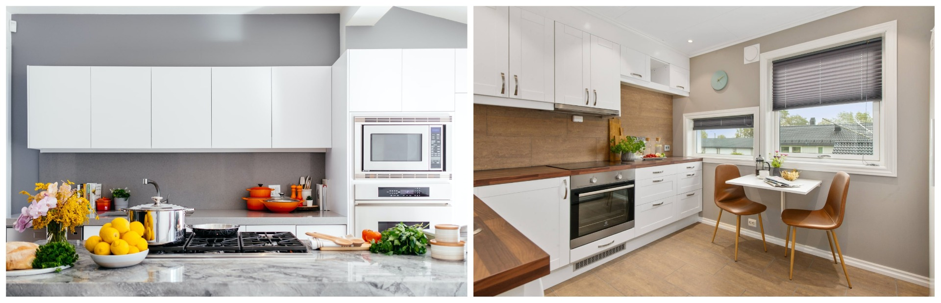 Colourful Kitchen Trends
