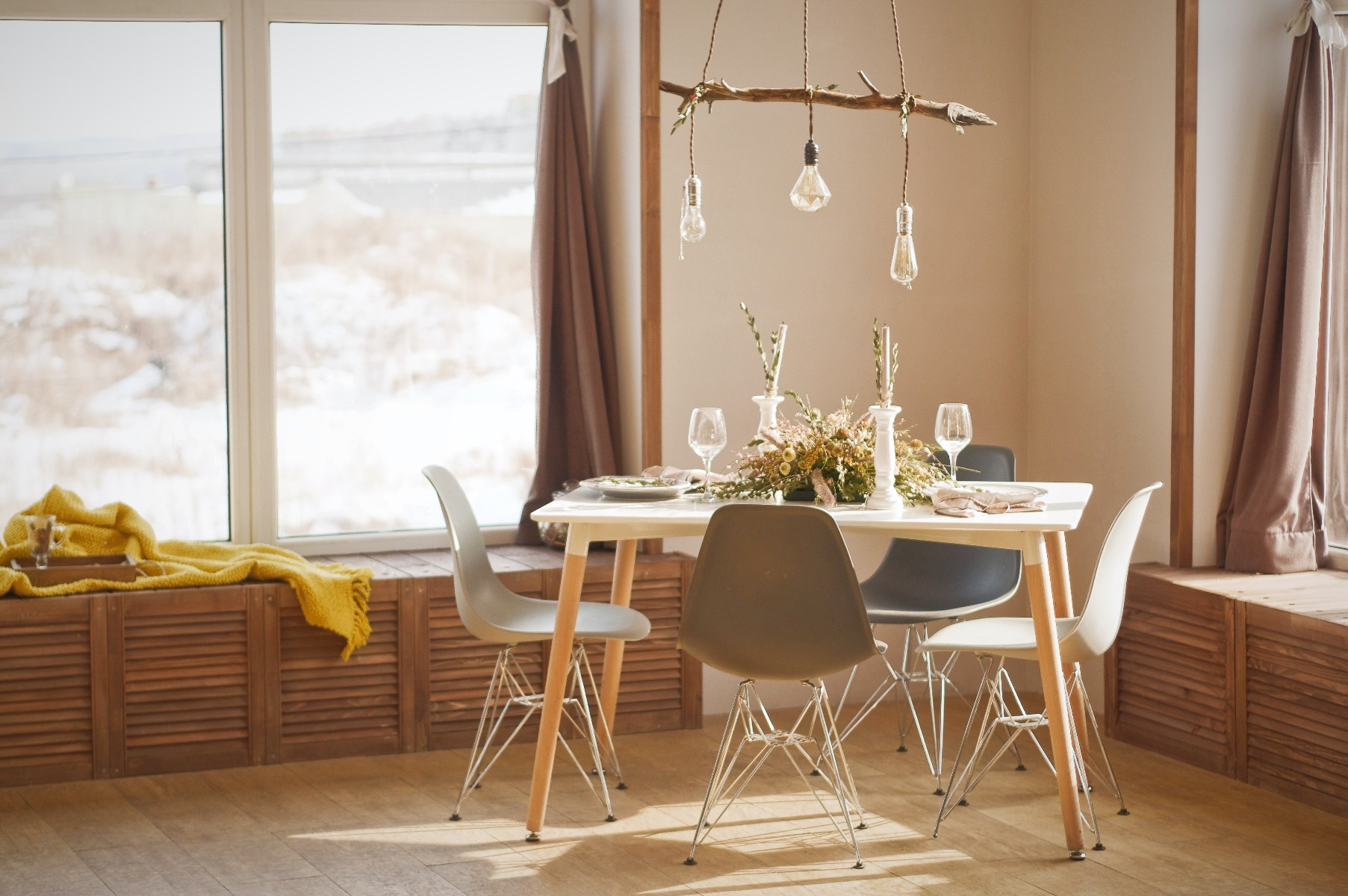 Kitchen Dining Table Trends