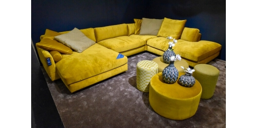 Sitting Pretty - Trendy Sofas