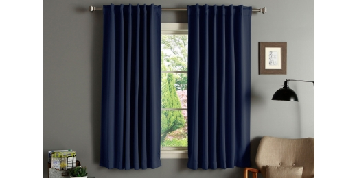 How To: Drape Curtains
