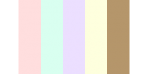 Ice Cream Colours