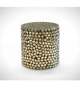 Coffee Bean Candle Holder