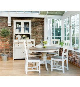 Cotswold Round Dining Table