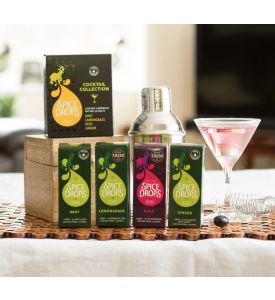 Cocktail Spice Drop Collection