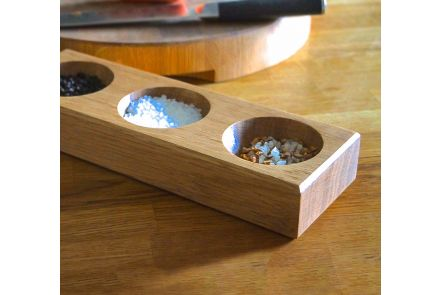 Bespoke Salt And Pepper Holder