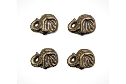 Elephant Head Handles