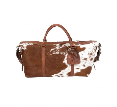 The Armada Duffle - Natural