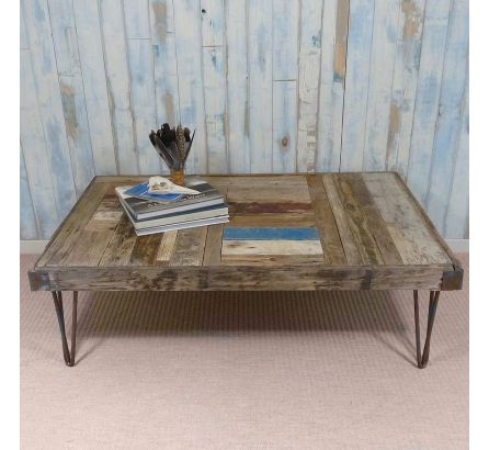 Whale Wharf Coffee Table