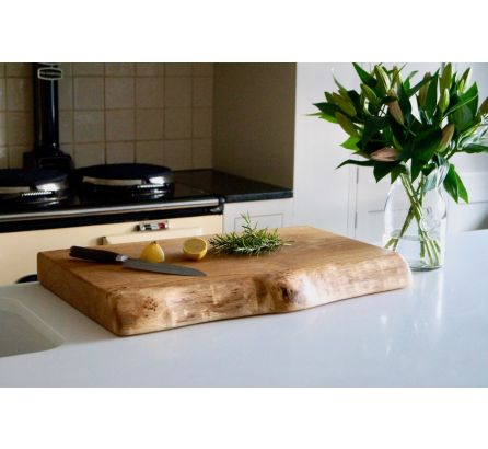 Large Live Edge Cutting Boards