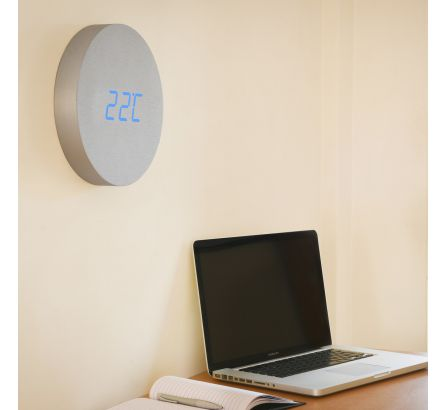 Wall Click Clock