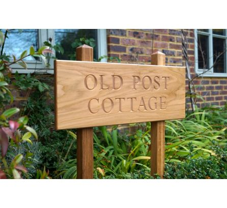 Free Standing House Signs