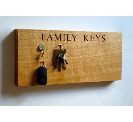 Wooden Key Racks