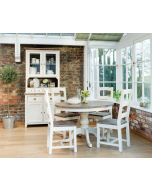 Cotswold Round Dining Table Lifestyle