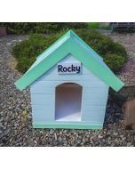 Beach Hut Indoor Dog Home - Hero