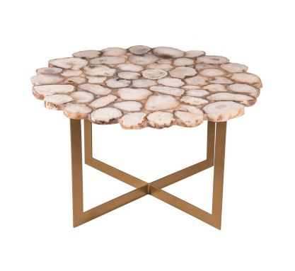 Willow Agate Coffee Table