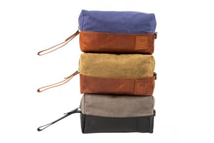 The Classic Canvas Wash Bag