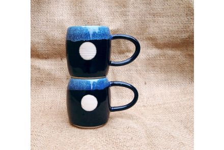 Dipped Moon Mug