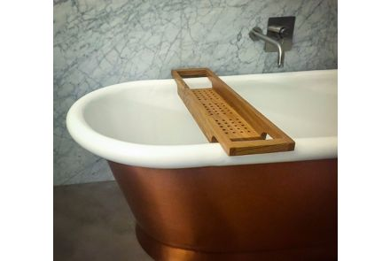 Wooden Bath Rack