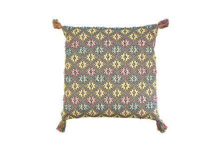 French Knot Cushion