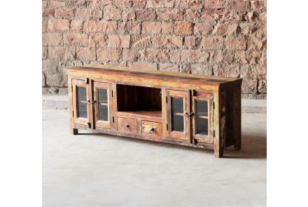Mary Rose Reclaimed Grand TV Unit