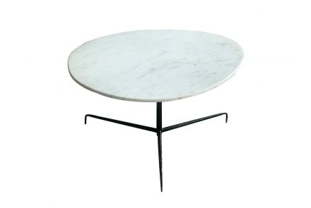 Poppy Marble Top Coffee Table