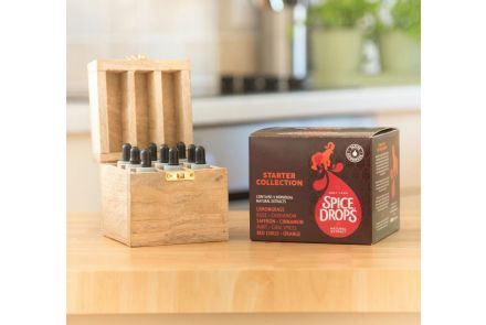 Spice Drops Started Collection plus Spice Box