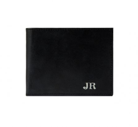The Classic Wallet - Black