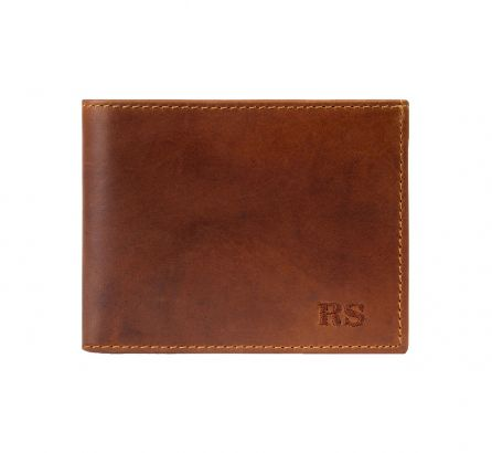 The Classic Wallet - Brown