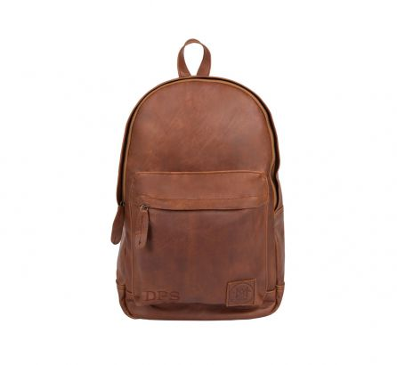 The Classic Backpack - Leather
