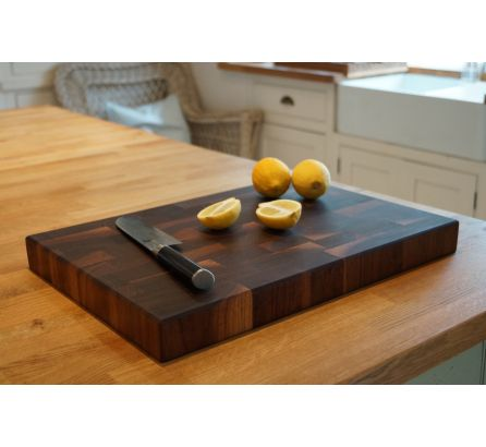 Wooden End Grain Chopping Boards