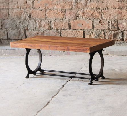 Hyatt Industrial Coffee Table