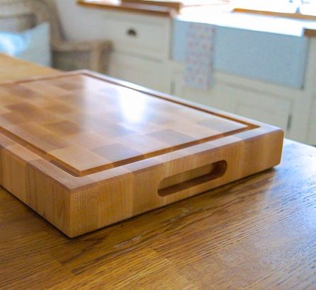 Reversible End Grain Chopping Boards