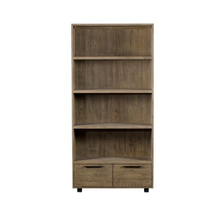 Calais Medium Shelf Bookcase