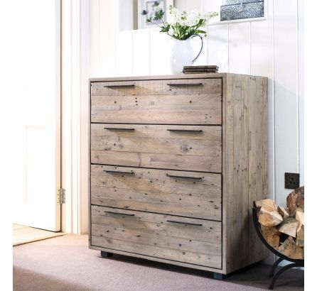 Calais 4 Drawer Chest