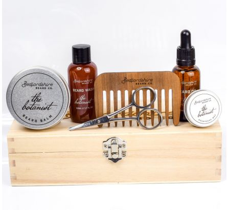 Deluxe Beard Grooming Gift Set