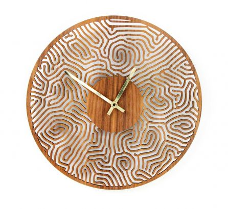 Fingerprint Clock