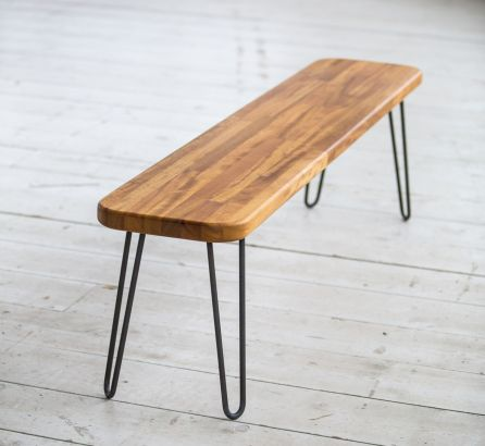 Hairpin Bench