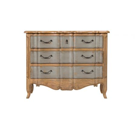 Leon 5 Drawer Commode