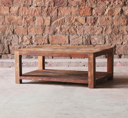 Mary Rose Reclaimed Coffee Table