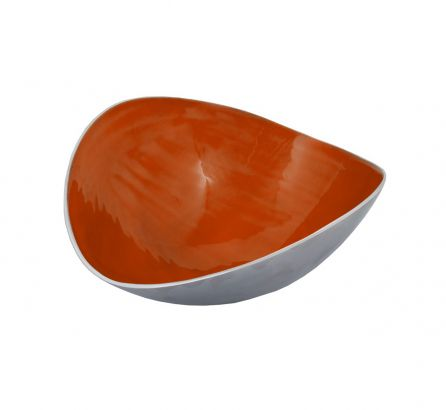 Deep Oval Bowl