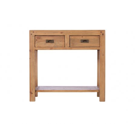 Sienna 2 Drawer Hall Table