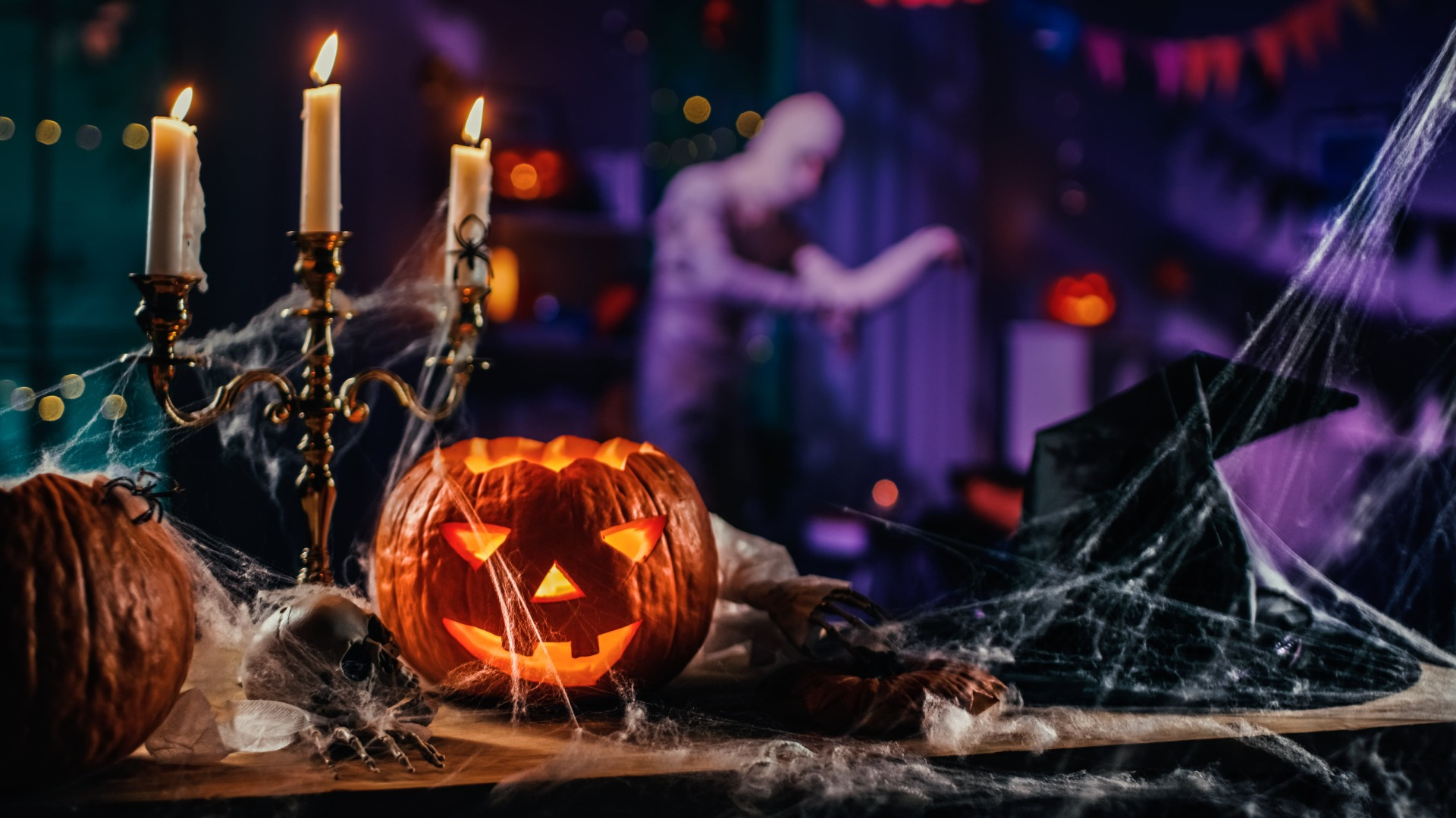 Spooky Home Accessories