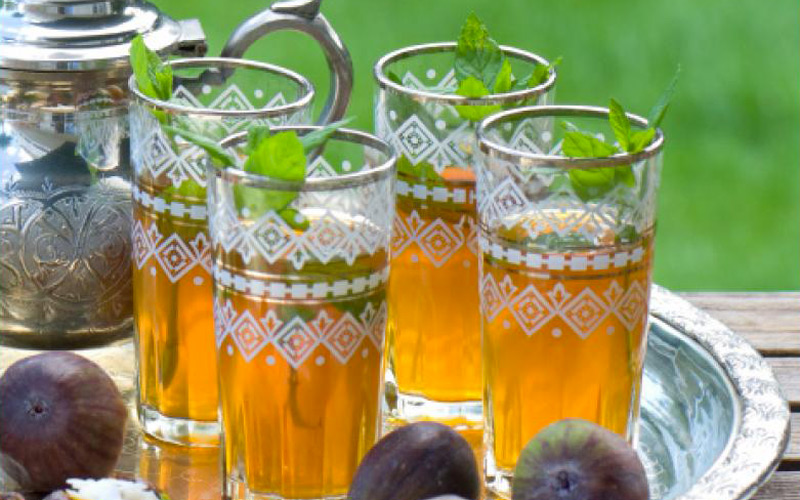 Mint Tea for Digestion
