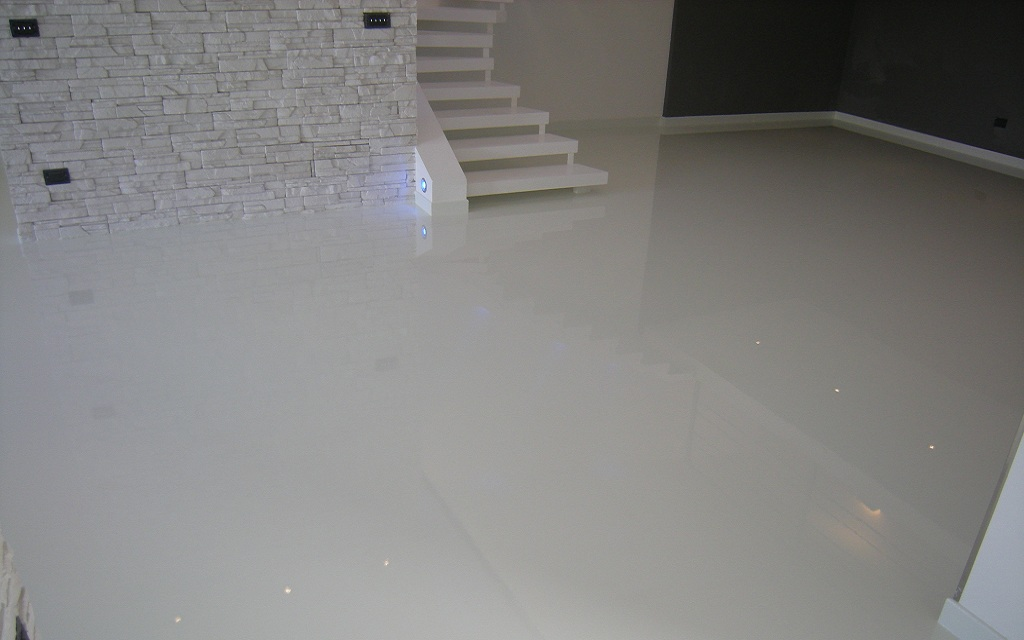 Concrete Floor