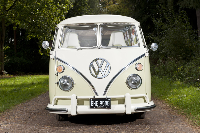AO Home Restored Vintage Campervans