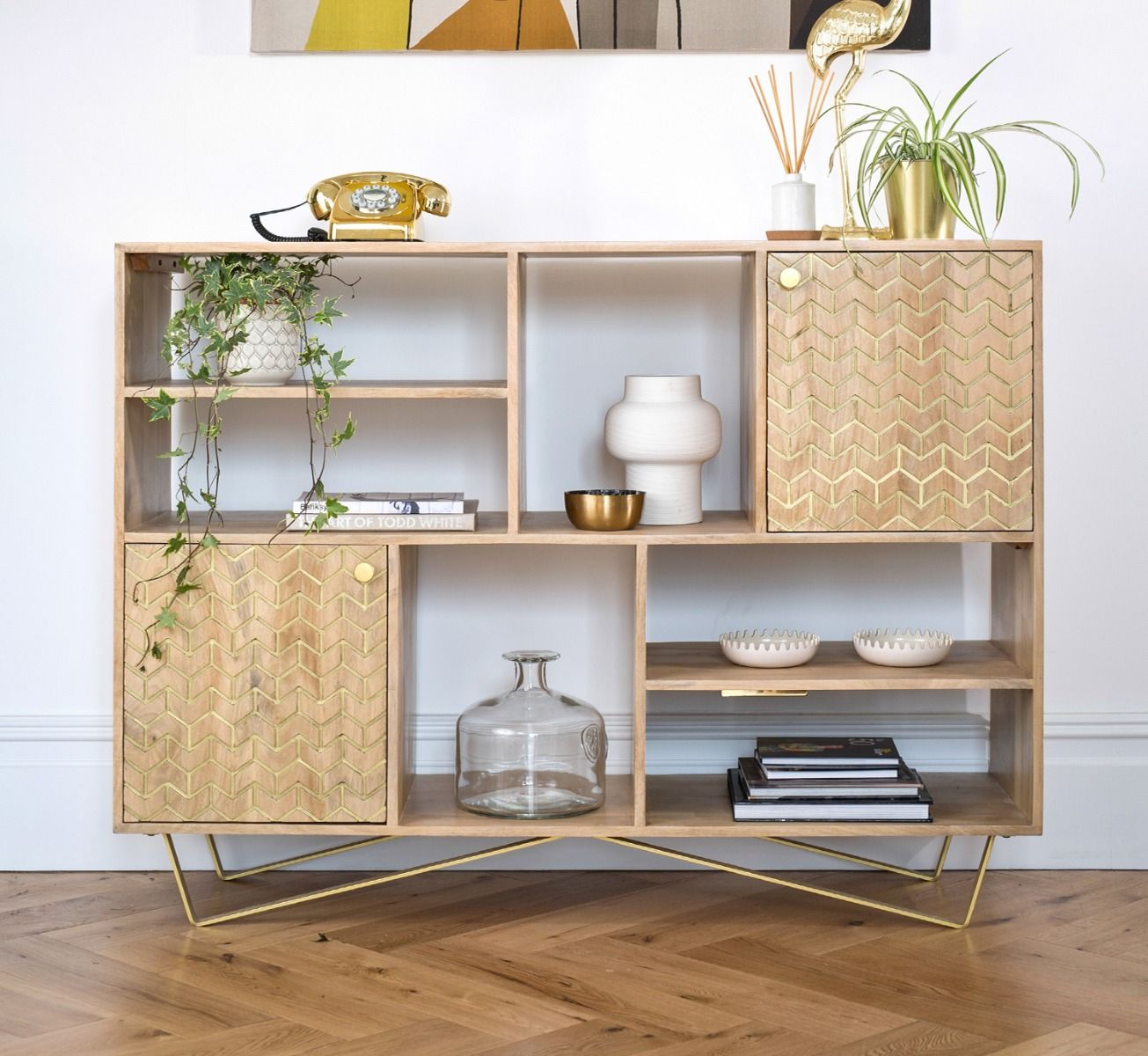 Shilp Highboard