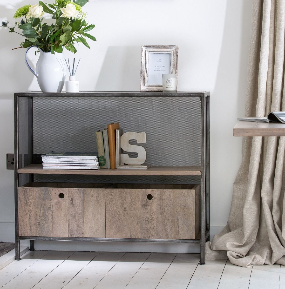 Tannery Console Table